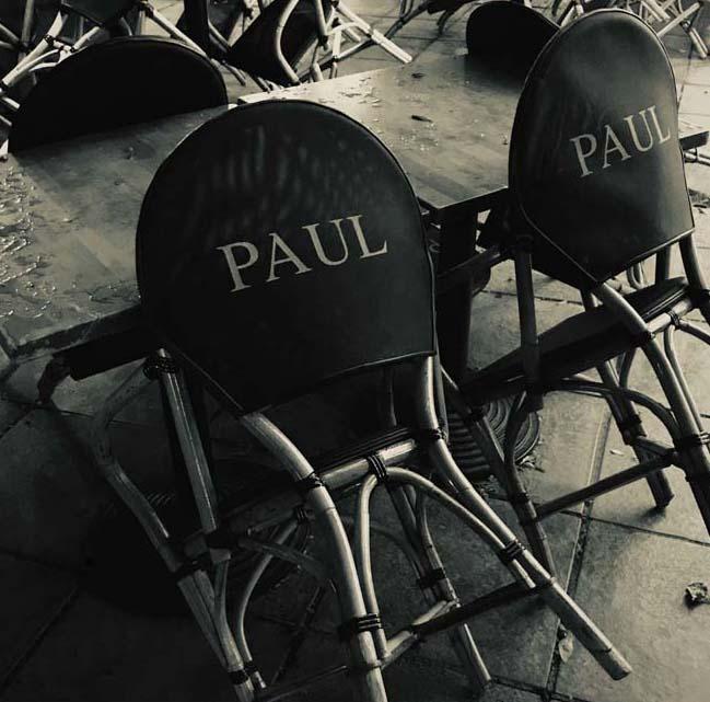 Chairs Paul
