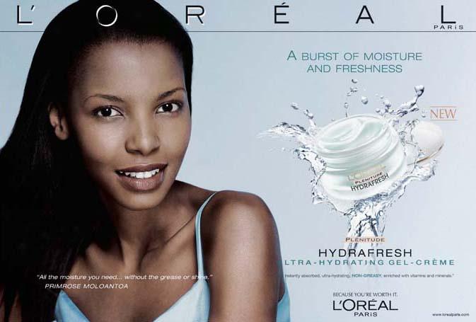L'Oreal Ad 5
