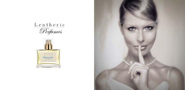 Lentheric Panache Perfume Ad